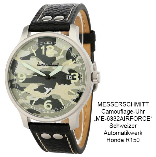 Messerschmitt 6332 Airforce