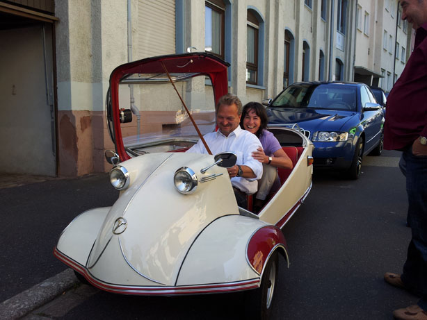 Aristo Messerschmitt KR 200