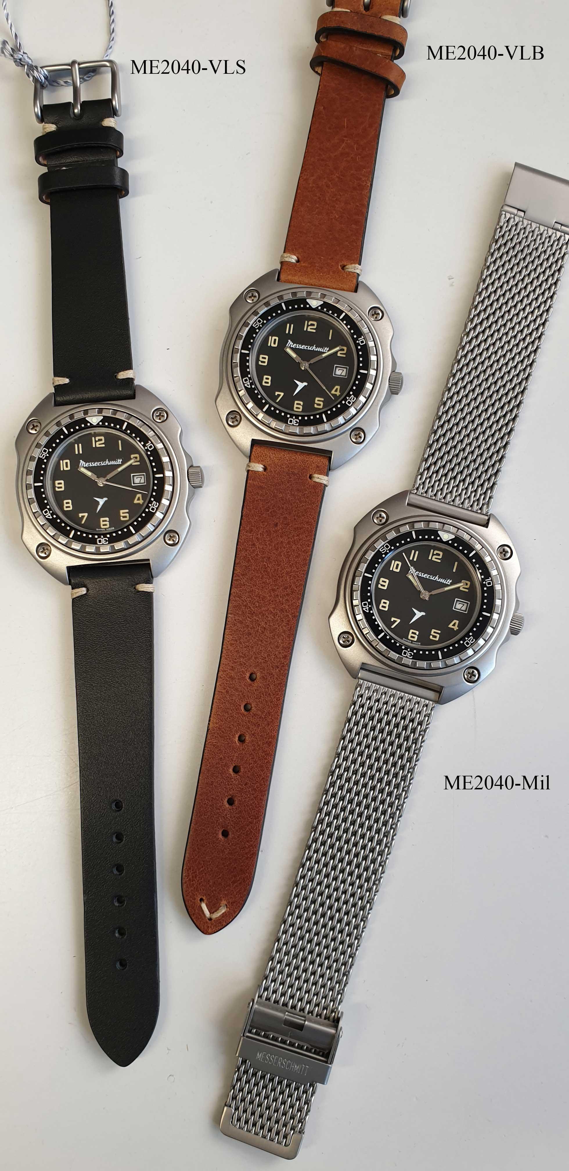 Messerschmitt's new Retro Diver ME2040